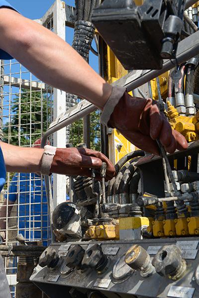 Etude de sol pour la construction bureaux d 39 etudes - Prix etude de sol pour construction ...